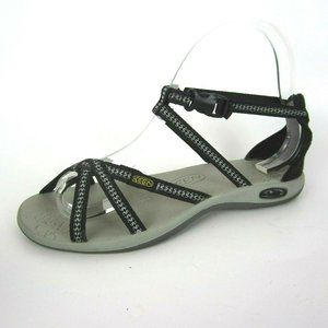 Keen La Paz Lightweight Ankle Strap Sandals 6